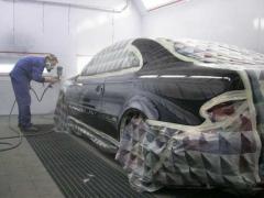 Кузовной ремонт и покраска авто в Одессе