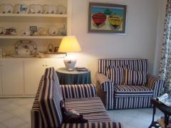 Квартира пентхаус з видом на море, в центрі Алгеро, на Сардинії