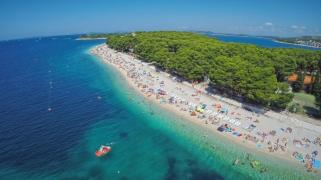 Літо на Адріатиці 2017. Хорватія. Apartments Bilo