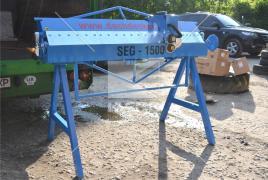 Листогиб сегментний Dachdecker SEG - 1500M