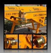 Листогиб Sorex ZGR-2160 L - різання й згинання листового металу