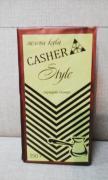 Мелена кава CASHER style середній помел