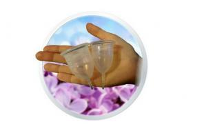 Менструальна чаша купити
