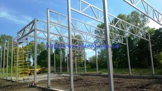 Металоконструкції, виготовлення та монтаж металоконструкцій