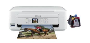 МФУ Epson Expression Home XP-315 з СНПЧ