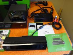 Microsoft Xbox One 500 GB Black Console Bundle w/ 2 Controllers