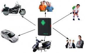 Mini A8 Tracker міні GSM GPRS трекер GPS сигналізація