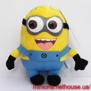 Міньйон плюшева іграшка 18 см, 25 см, 50 см
