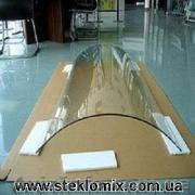 Молліроване скло для душової кабіни