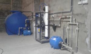 Монтаж систем водопостачання
