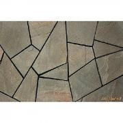 Мозаїка з пісковика природного