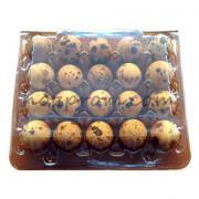 Надійна упаковка для курячих та перепелиних яєць