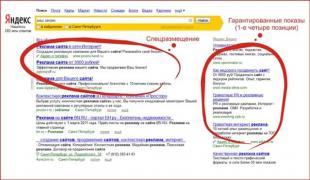 Налаштування і введення контекстної реклами