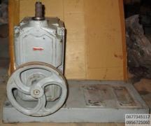 насос вакуумний вн-461м , призначений для відкачування повітря і