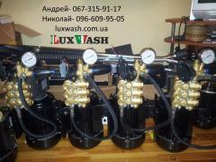 Насос високого тиску для автомийки UDOR, помпа ВД HAWK NMT 1520