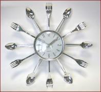 Настінні годинники Ложки-Вилки