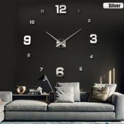 Настінні годинники наклейки