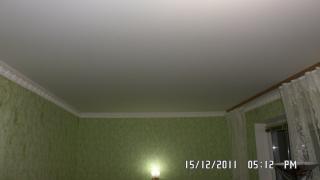 Натяжні стелі на тканинній основі