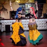 Навчання танцю трайбл (АТЅ) в Харкові
