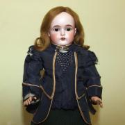 Німецька колекційна лялька Kestner, mold 166