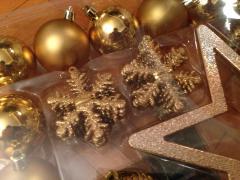 Новорічний комплект на ялинку