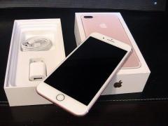 Новий оригінальний Apple iphone 7/7 plus rose gold 256gb, Samsun
