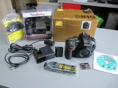Никон Д810 36.3 MP цифрові дзеркальні камери