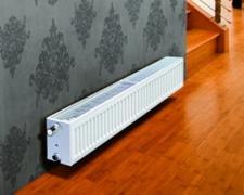 Низькі радіатори опалення