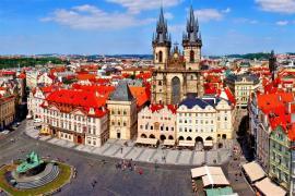 Оформлення робочої карти в Чехію.Робота в Чехії. Визопонт
