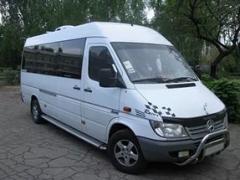 Пасажирські перевезення Україна-Москва-Санкт-Петербург. Перевозк