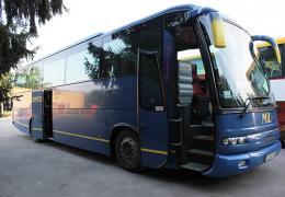 Пасажирські перевезення, замовлення, оренда автобусів від 35-55 Київ