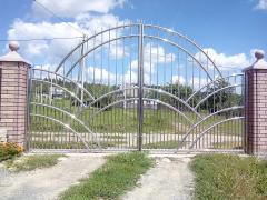 Перила сходи ворота дашки Коломия