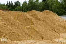 Пісок,щебінь,відсів,бут,камінь,і ін будівельні послуги