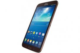 "Планшети Samsung Samsung Galaxy Tab 3 SM-T310 8 ""16Gb Gold brown"