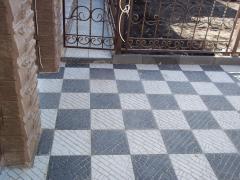 Плитка тротуарна бетонна «Стара Прага» від «Донрок»