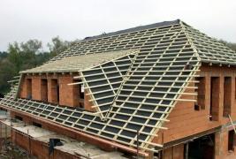 Покрівельні роботи з гарантією! Монтаж даху
