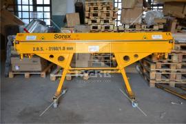 Покрівельний інструмент бендер Sorex UNO 200