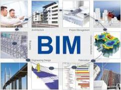 послуги по освоєнню і впровадженню BIM-технологій
