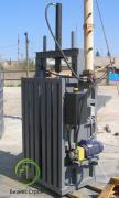 Прес для промислових відходів ПДО-1Ц (1 циліндр)
