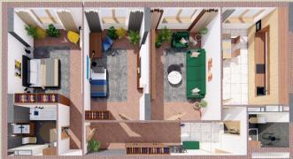 Продам 3-к квартиру в ЖК Поділ плаза