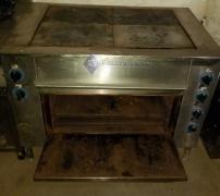 Продам бв плиту електричну 4-х конфорочну з духовкою