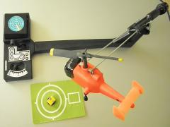 Продам дитячу механічну іграшку Вертоліт