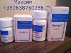 Продам Hepcinat + Natdac, Hepcinat LP (Гепцинат , Гепцинат ЛП)