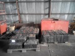 Продам лом кольорових металів, батареї відпрацьовані акумуляторні