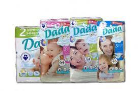 """Продам оптом підгузники """"Dada Premium Extra Soft,Comfort Fit(ПОЛЬЩІ"""