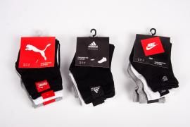 Продам оригінальні шкарпетки adidas nike puma