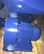 Продам зернодробилку ДКУ з електродвигуном 7,5 кВт/3000 об
