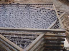 продаємо готові секції для парканів за оптовими цінами з доставкою