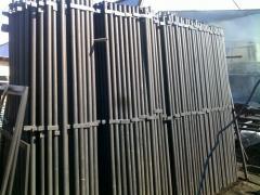продаємо металеві стовпи по оптовим цінам з доставкою