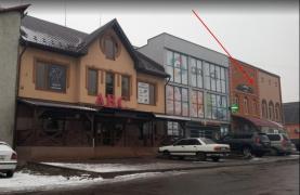 Продається новобудова комерційного призначення у с. Ільніця Іршавського р-ну